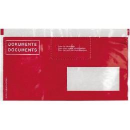 Pochette pour document en PE C6/5