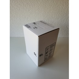 Bag-in-Box 5 Litres Neutre blanc