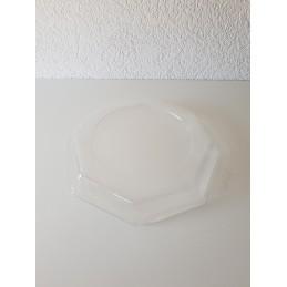 Cloche transparente ronde 240mm