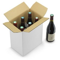 Cartons Vin