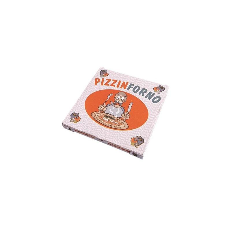 Boîte PIZZA 33 x 33 x 3
