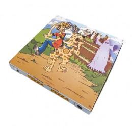 Boîte PIZZA 50 x 50 x 5