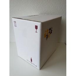 Carton de 12 bouteilles poste