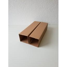Intérieurs carrés pour étuis postaux