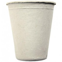 Gobelet en pulpe blanc 26 cl