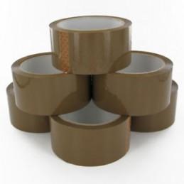 Rubans adhésifs PVC 50mm x 66m
