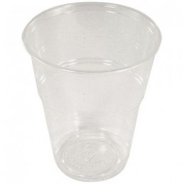 Gobelet 30/40 cl cristal en PLA BIO