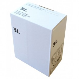 Bag-in-Box 3 litres blanc - LATERALE