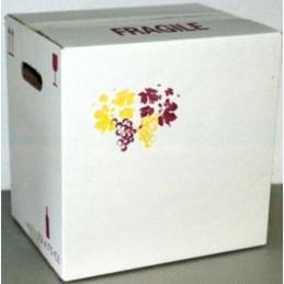 Carton de 12 x 75 cl TIFFANY debout