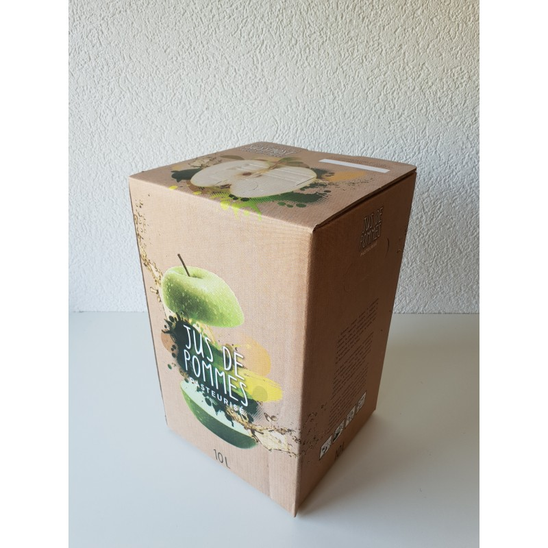 Bag-in-Box 10 Litres Pomme BRUN - CENTRAL