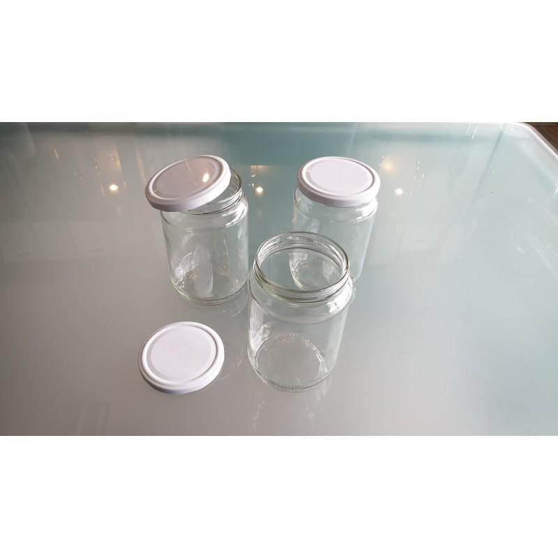 Bocal Jar Cylindrical 720 ML