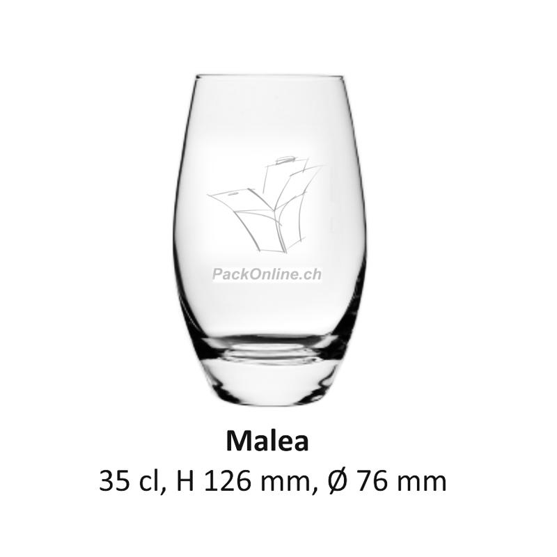 Verre - Malea Series 35 cl - Packonline