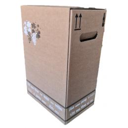 Carton de 6x70/75cl debout 100% automatique UNIVERSEL